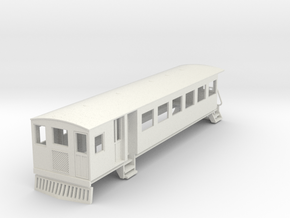 o-87-bermuda-railway-motor-coach in White Natural Versatile Plastic