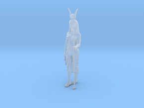 Printle V Femme 1538 - 1/87 - wob in Smooth Fine Detail Plastic