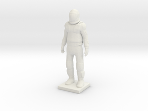 Printle C Homme 1919 - 1/24 in White Natural Versatile Plastic
