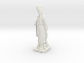 Printle V Homme 1910 - 1/24 in White Natural Versatile Plastic