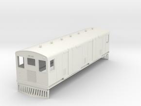 o-32-bermuda-railway-motor-van-30 in White Natural Versatile Plastic
