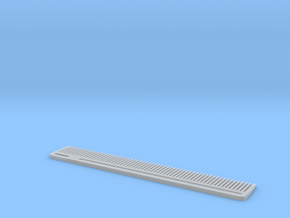 Modern Comb in Smooth Fine Detail Plastic