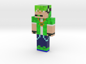 mcwwz | Minecraft toy in Natural Full Color Sandstone