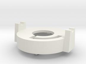 "PRHI Kenner Astromech R2 Insert 6"" Scale in White Natural Versatile Plastic"