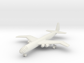 (1:200) Junkers EF 116 (W-wing Version) in White Natural Versatile Plastic