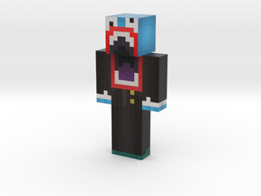 udosch0701 | Minecraft toy in Natural Full Color Sandstone