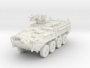 M1127 Stryker RV scale 1/100 in White Natural Versatile Plastic