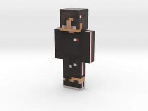 Seikitoo | Minecraft toy in Natural Full Color Sandstone