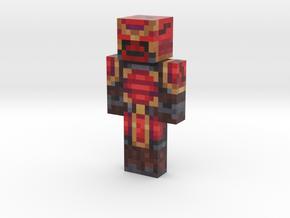 Bozkiin | Minecraft toy in Natural Full Color Sandstone