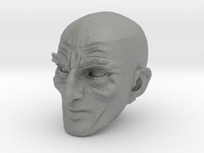 Bald Head 4 in Gray PA12