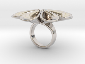 Octopix - Bjou Designs in Rhodium Plated Brass