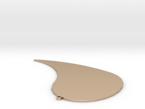 sea in 14k Rose Gold: Small