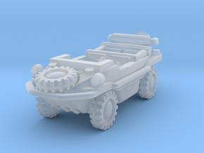 Schwimmwagen scale 1/144 in Smoothest Fine Detail Plastic