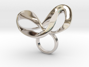 Custro - Bjou Designs in Rhodium Plated Brass
