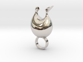 Brito - Bjou Designs in Rhodium Plated Brass