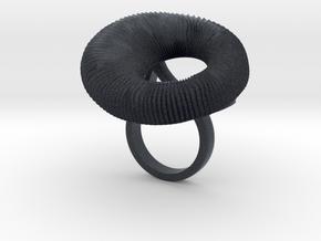 Mantrate - Bjou Designs in Black PA12