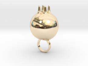 Prosnot - Bjou Designs in 14k Gold Plated Brass