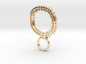 Pintlo - Bjou Designs in 14k Gold Plated Brass
