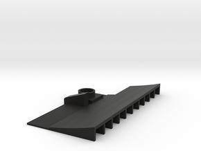 BBR MM2 Diffuser in Black Natural Versatile Plastic