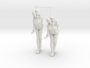 Cosmiton Multiples NML Femme 006 - 1/24 in White Natural Versatile Plastic