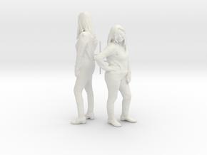Cosmiton Multiples NML Femme 008 - 1/24 in White Natural Versatile Plastic