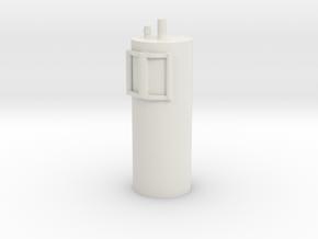 1-10 german fire stingisher model 2 in White Natural Versatile Plastic