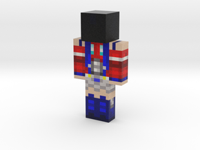 010b190f7e778ee9 | Minecraft toy in Natural Full Color Sandstone