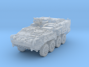 M1133 Stryker MEV scale 1/144 in Smooth Fine Detail Plastic