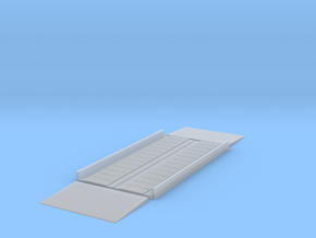 LKW-Waage 3-teilig 1:160 Spur N in Smoothest Fine Detail Plastic