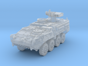 M1134 Stryker ATGM scale 1/144 in Smooth Fine Detail Plastic