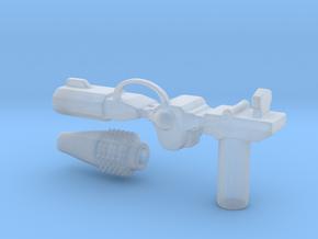 Transformers WFC Siege Shockblaster in Smooth Fine Detail Plastic