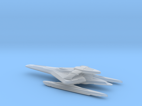 USS Voyager Concept / 6cm - 2.36in in Smooth Fine Detail Plastic