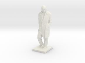 Printle C Homme 1862 - 1/24 in White Natural Versatile Plastic