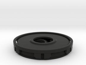 LSS Planetary Gear Set in Black Natural Versatile Plastic