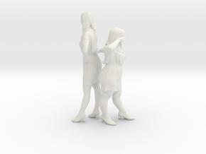 Cosmiton Multiples NML Femme 023 - 1/35 in White Natural Versatile Plastic