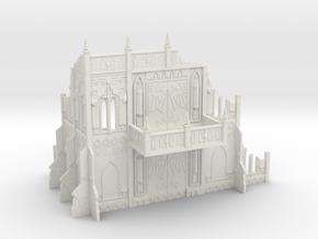 Sanctum Imperialis - Adeptus Titanicus Scale in White Natural Versatile Plastic
