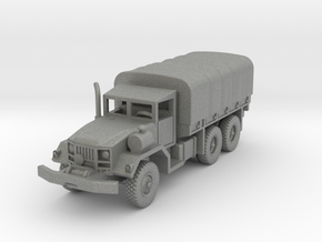 M813a1 Truck w-Tarp & Winch in Gray Professional Plastic: 1:144