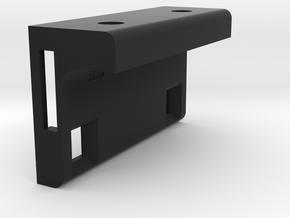 Sensorclip_vorne Gen1 in Black Natural Versatile Plastic