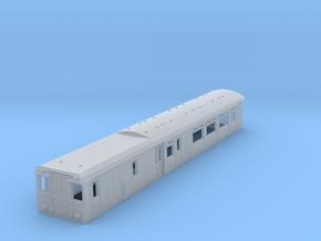 o-148-lnwr-siemens-ac-v2-motor-coach-1 in Smooth Fine Detail Plastic