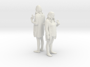 Cosmiton Multiples NML Femme 030 - 1/35 in White Natural Versatile Plastic