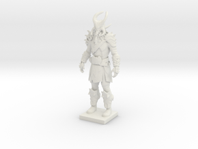 Printle V Homme 1846 - 1/24 in White Natural Versatile Plastic