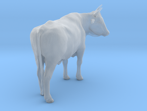 ABBI 1:12 Standing Cow 2 in Smooth Fine Detail Plastic