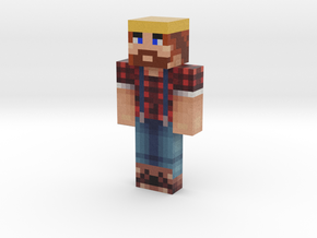 mootilate | Minecraft toy in Natural Full Color Sandstone