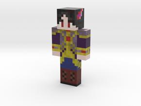 shaniscarlet360 | Minecraft toy in Natural Full Color Sandstone