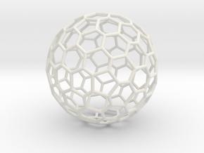 Fullerene-92 in White Natural Versatile Plastic: Large
