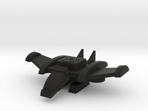 Acrohawk in Black Natural Versatile Plastic
