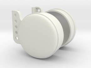 starter-air-tank-assy in White Natural Versatile Plastic