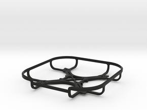 BUBO68- Frame 1S in Black Natural Versatile Plastic