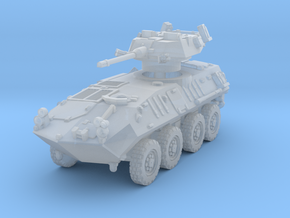 LAV 25 scale 1/144 in Smooth Fine Detail Plastic