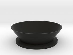 Nespresso* VertuoLine* Refill Funnel in Black Natural Versatile Plastic